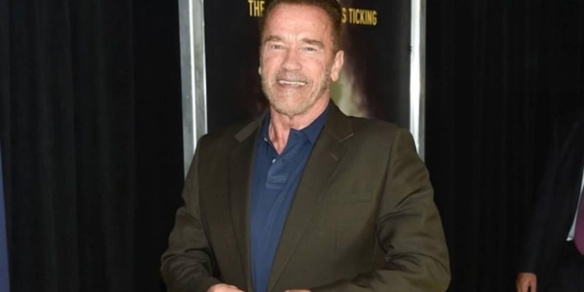 Arnold Schwarzenegger fue operado de urgencia a corazón abierto
