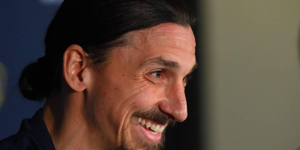 Zlatan recibió ofertas en la Liga MX antes de llegar a la MLS