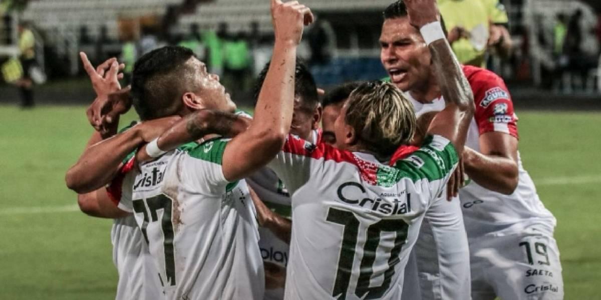 Once Caldas recibe al sorpresivo Deportes Tolima