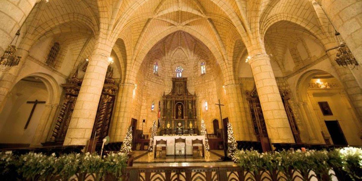 Procesiones centenarias en Santo Domingo, cuna de evangelización en América