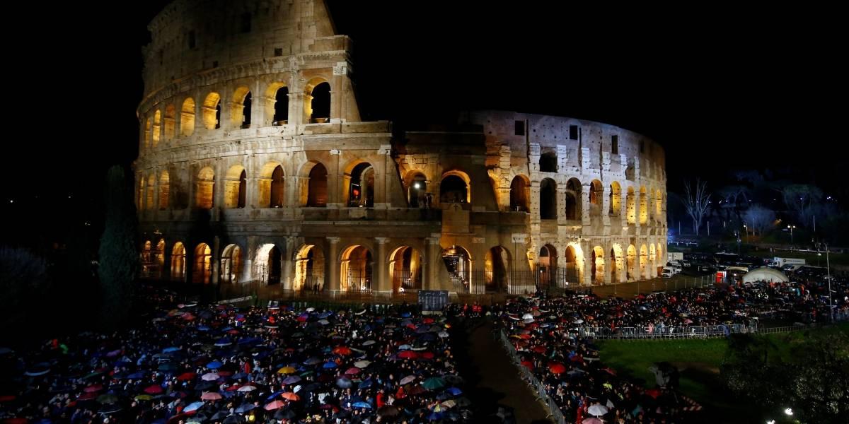 Coliseu terá exibição de 'Gladiador' com orquestra ao vivo