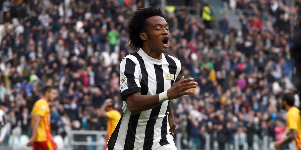 Juan Guillermo Cuadrado regresará a las canchas en Juventus VS AC Milan