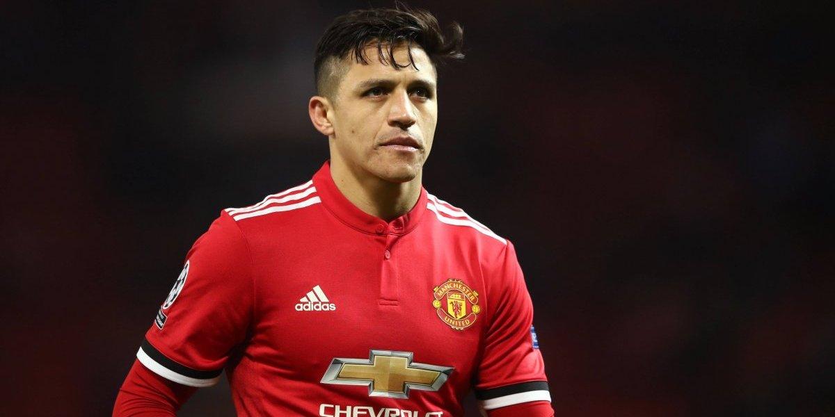 Así vivimos el triunfo del Manchester United sobre Swansea con gol de Alexis