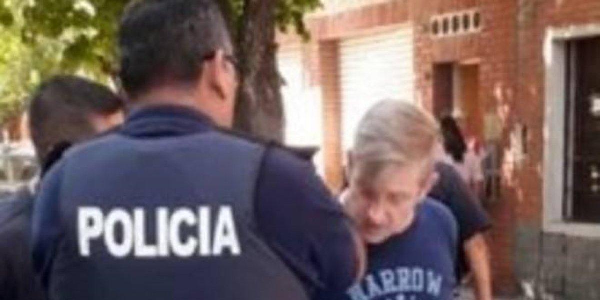 Detienen a dos prófugos acusados de abuso sexual infantil