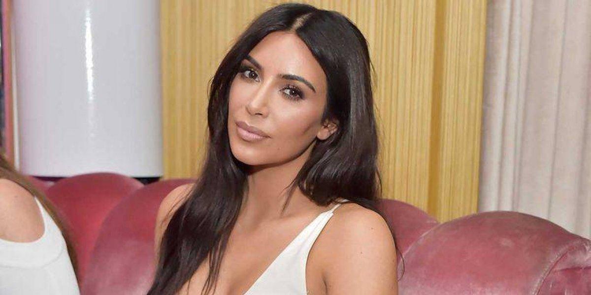 Increíble transformación de Kim Kardashian en la princesa Jasmine