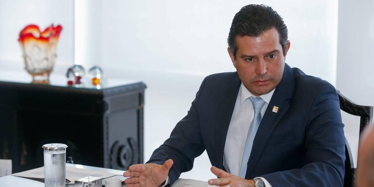Quintella é exonerado do Ministério dos Transportes