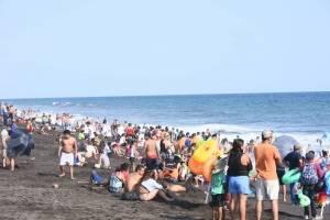 Monterrico, Viernes Santo