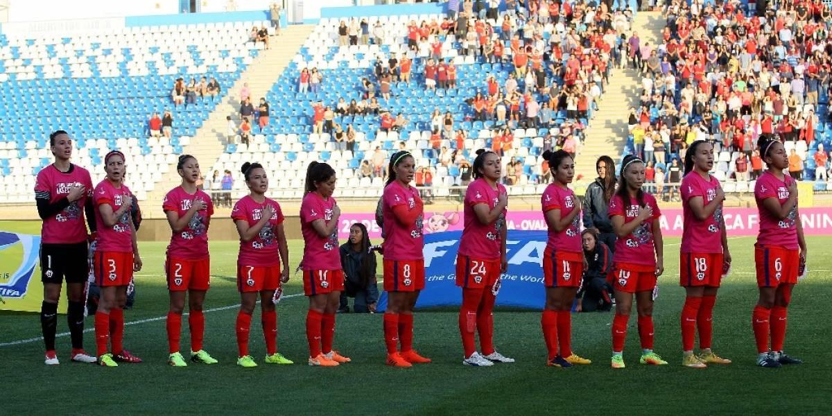 La Roja abre los fuegos en La Portada: El fixture de la fase de grupos de la Copa América Femenina Chile