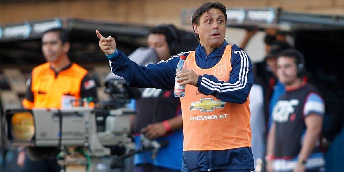 """Hoyos se ilusiona para el partido de la U con Racing: """"Tengo una fe terrible, voy a muerte por los nuestros"""""""