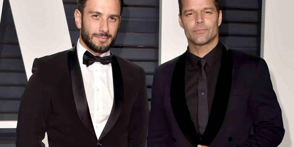 ¿Sabías que la historia de amor de Ricky Martin y Jwan Yosef nació en las redes sociales?