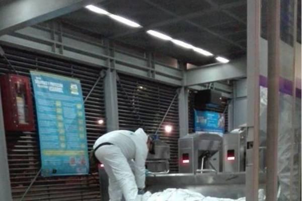 TransMilenio robo