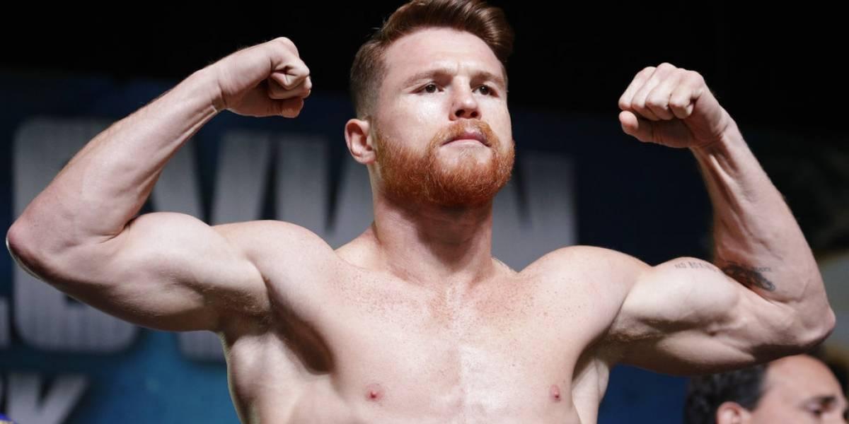 """Acción de reguladores del boxeo en Nevada pone en riesgo pelea de """"Canelo"""""""