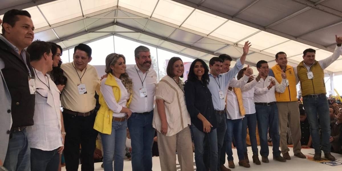 """""""Esta ciudad necesita de una jefa de Gobierno que tenga las faldas bien puestas"""": Barrales"""