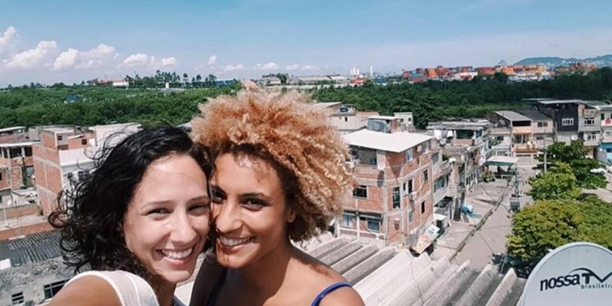 Três meses após crime, mulher de Marielle agradece 'rede internacional de afeto'