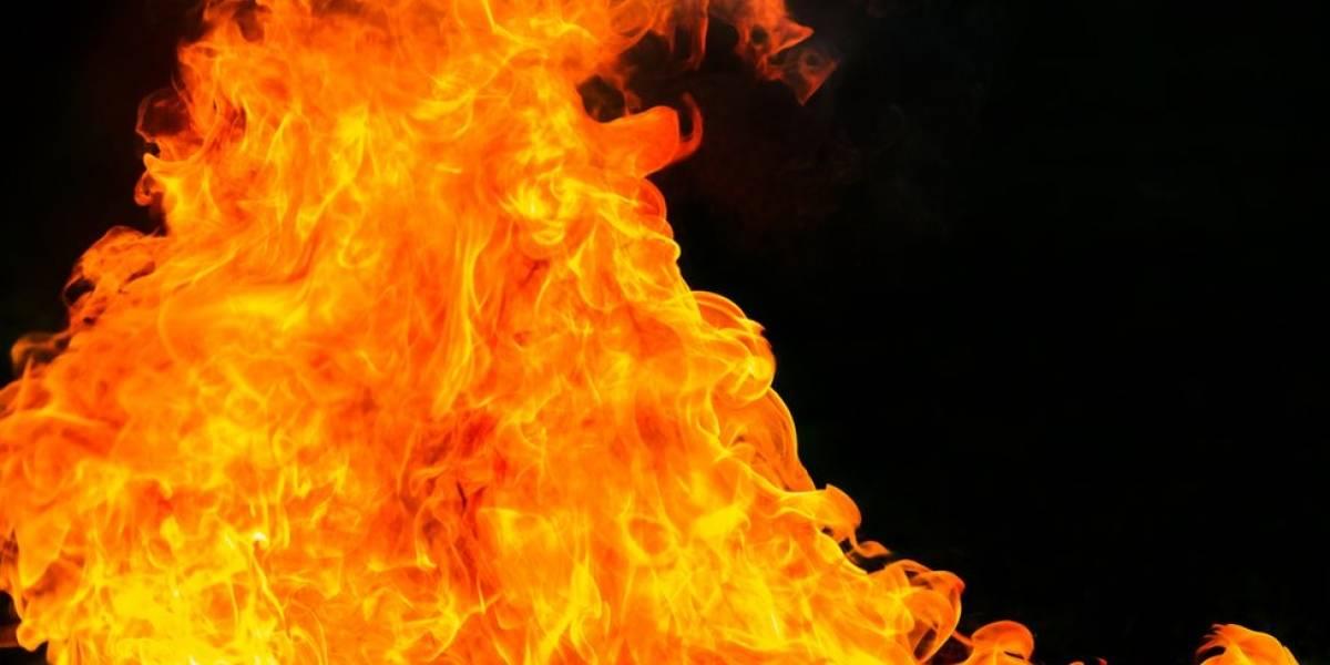 Taxista quemo a mujer habitante de calle mientras dormía indefensa