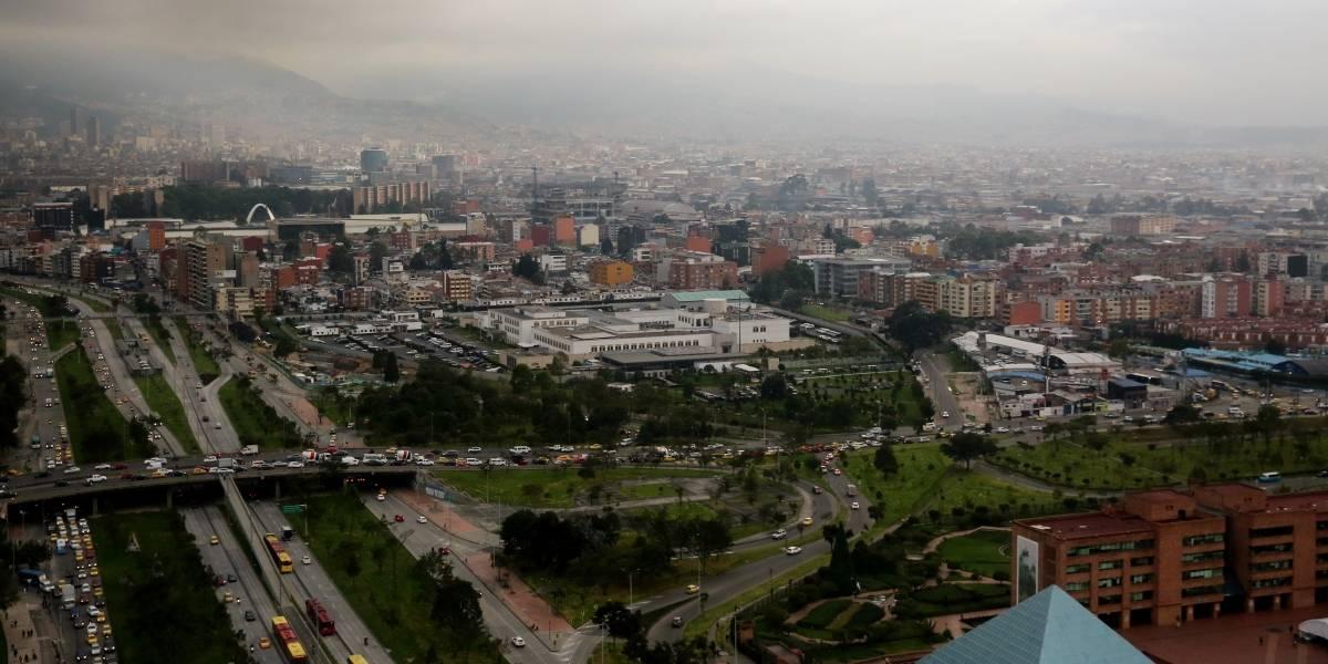 Levantan la alerta amarilla por contaminación en Bogotá