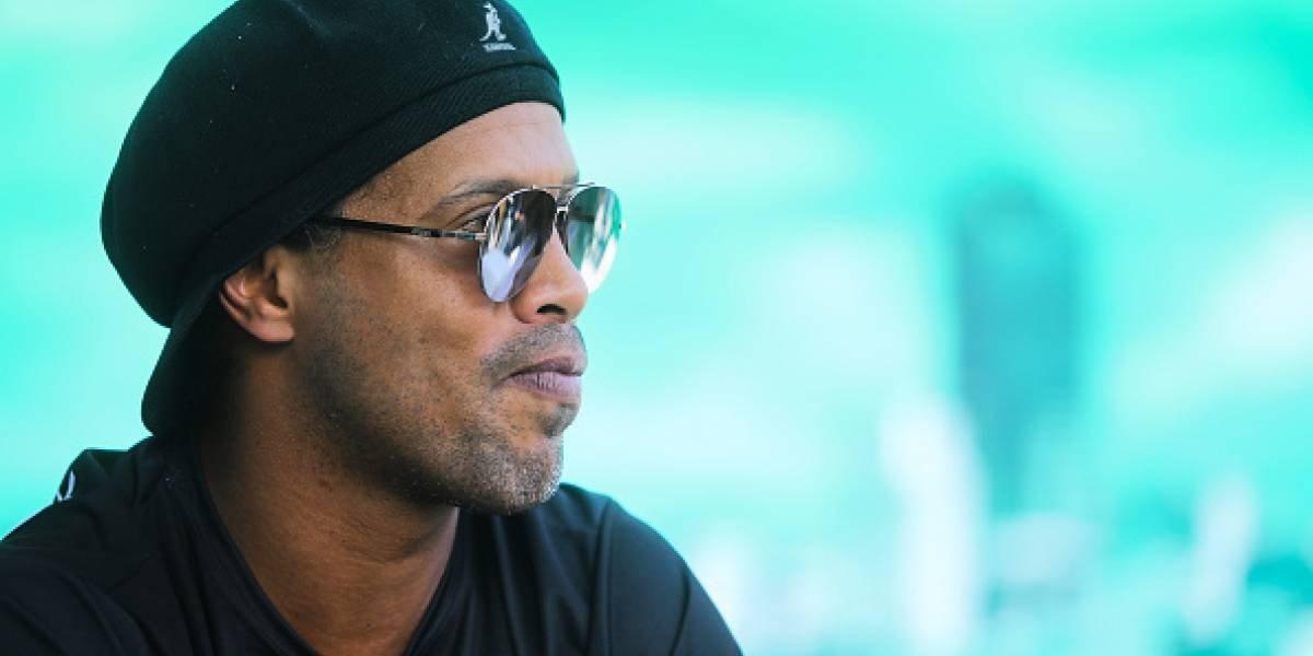 Ronaldinho, el Samurái