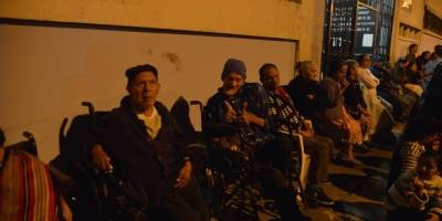 Ancianos Hospital Dr. Jorge Von Ahn
