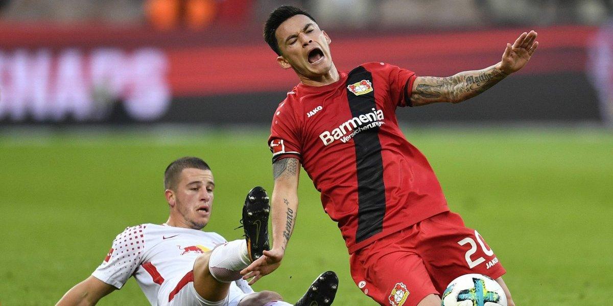 Leverkusen de Aránguiz decepciona y complica su sueño de Champions