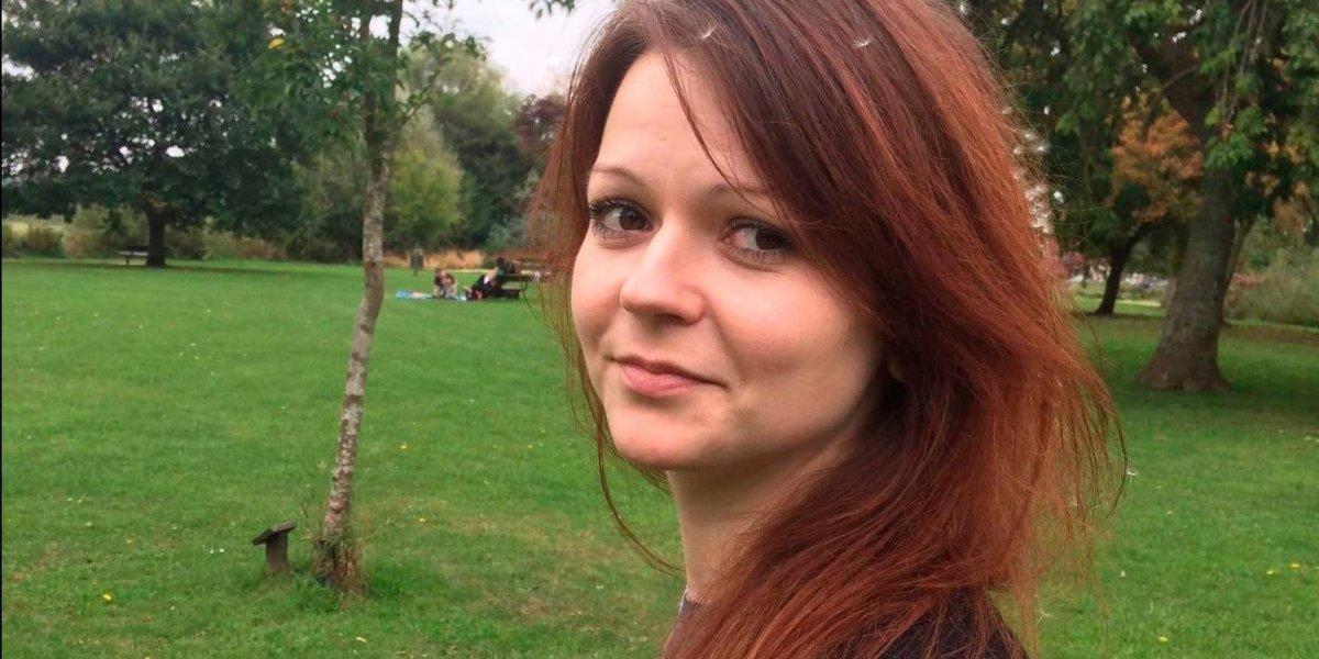 Caso Skripal: Reino Unido evalúa permitir que Rusia visite a hija de espía