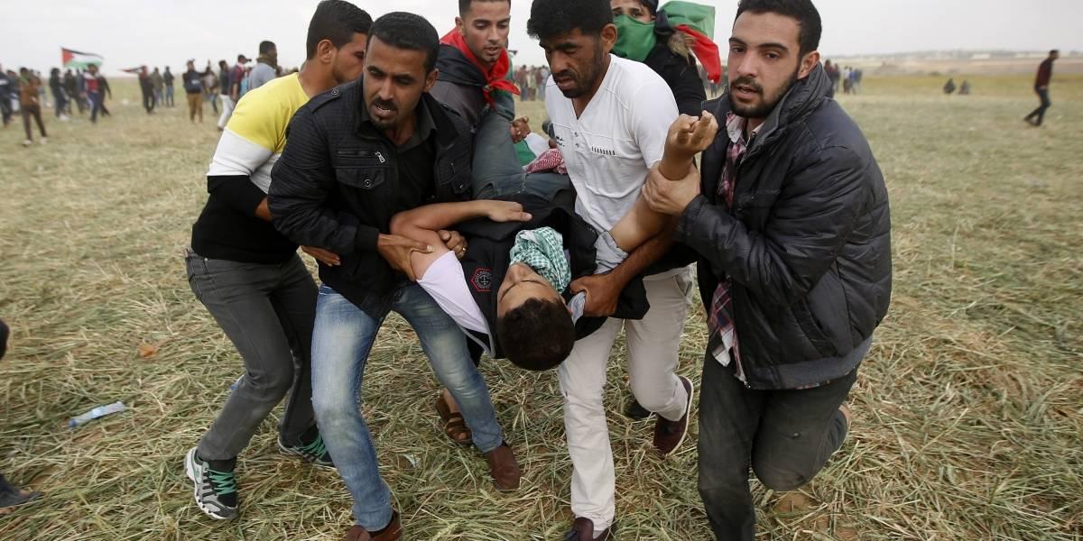 Israel: Habrá más contraataques si continúa violencia palestina