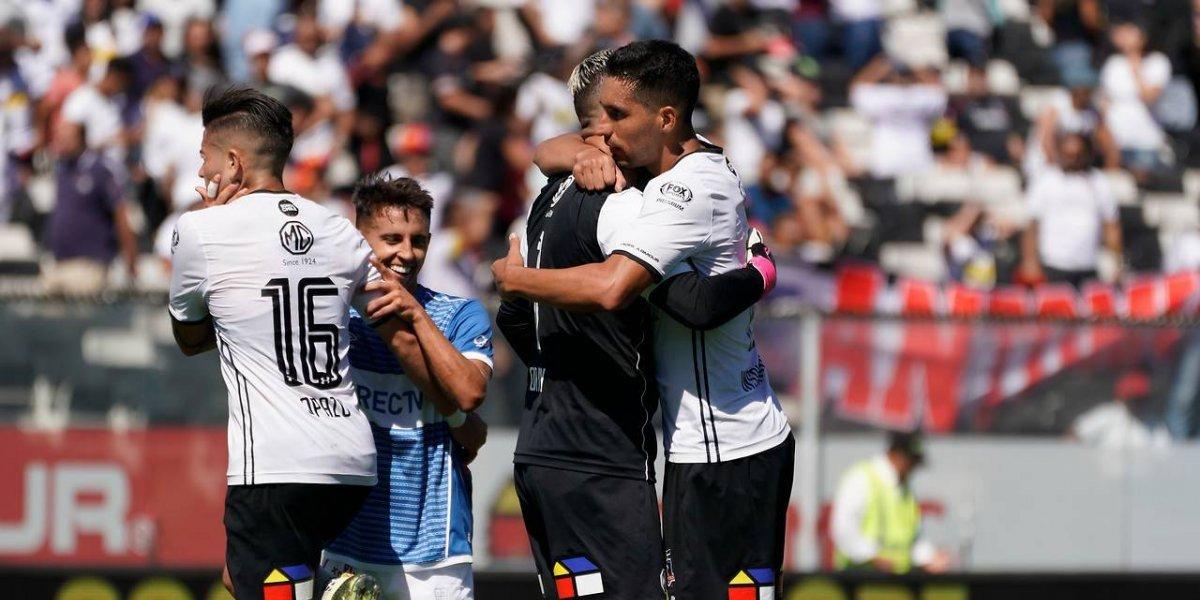 Guede acertó de nuevo: el cambio de esquema que le dio seguridad defensiva a Colo Colo ante la UC