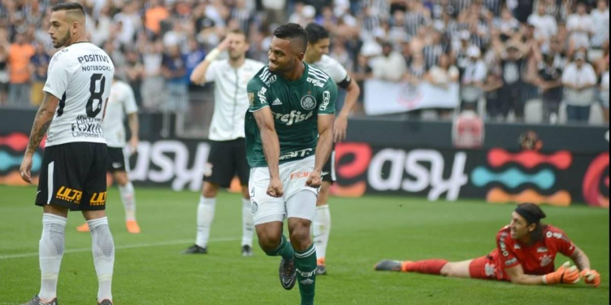 Como o Palmeiras saiu na frente do Corinthians na final do Paulistão