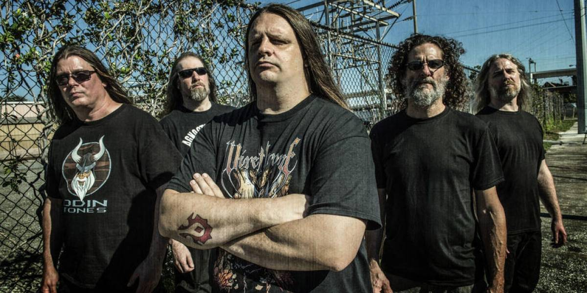Cannibal Corpse visitará México para el Night Of The Living Death