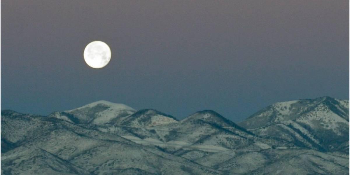 Si te pierdes la Luna azul de este sábado tendrás que esperar hasta el 2020