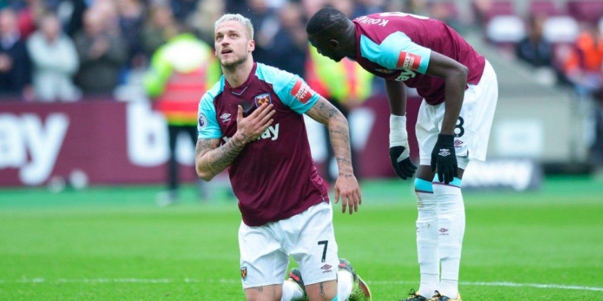 West Ham brilla ante el Southampton sin 'Chicharito' Hernández