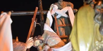 Cristo Yacente del Calvario