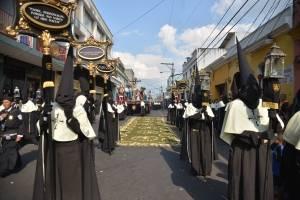 Cristo Yacente Santo Domingo