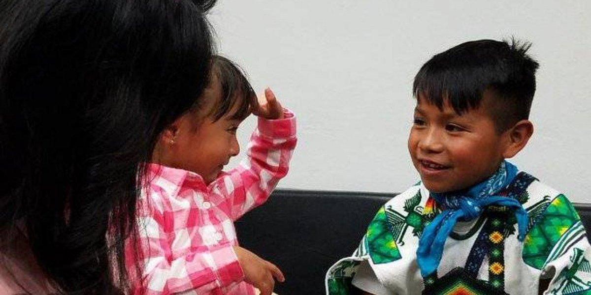 """Yuawi es el """"nuevo amigo"""" de Máxima, hija de Alejandra Barrales"""