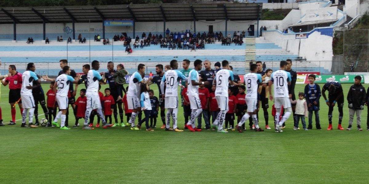 Campeonato Ecuatoriano: Universidad Católica ganó a Delfín