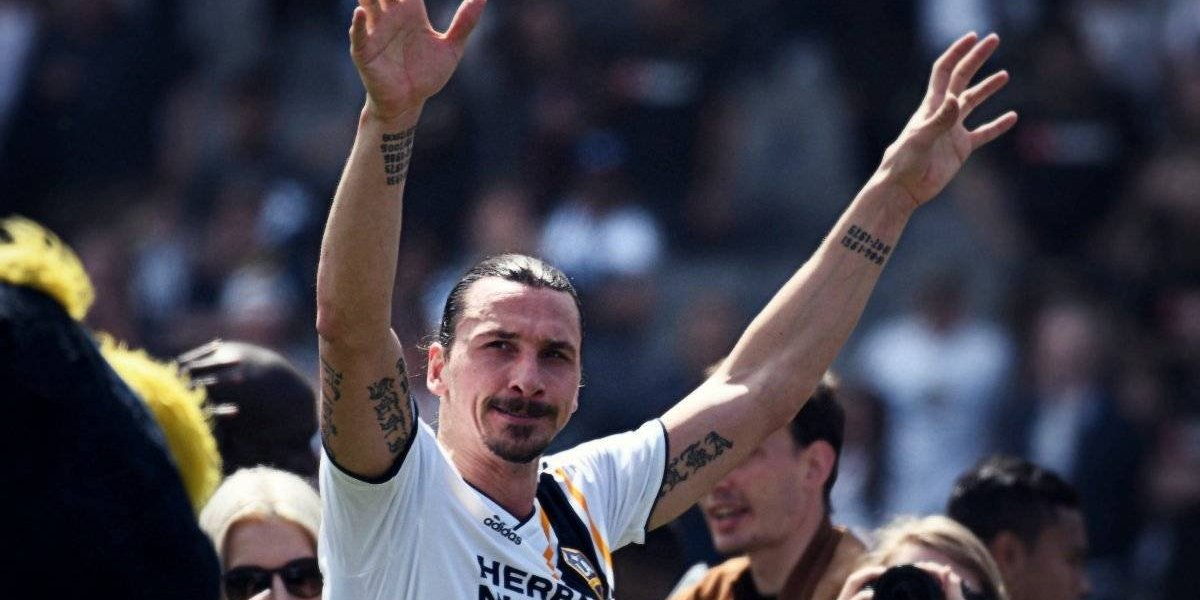 Doblete espectacular: El notable debut de Zlatan Ibrahimovic en la MLS por Los Angeles Galaxy