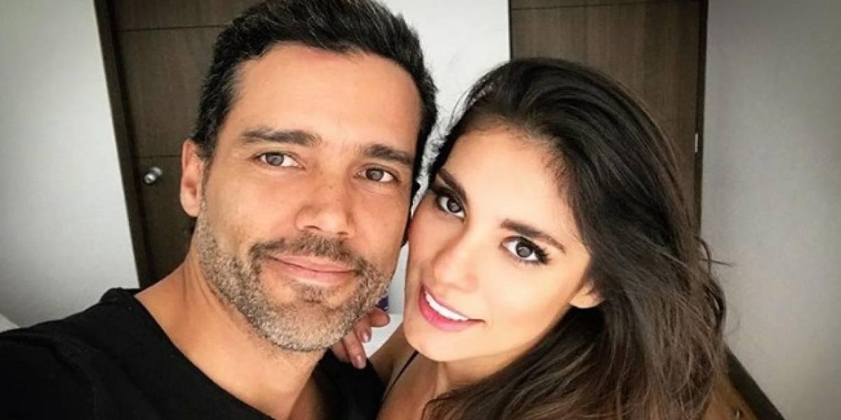 Con foto, Alejandro García muestra que también fue golpeado por Eileen Moreno