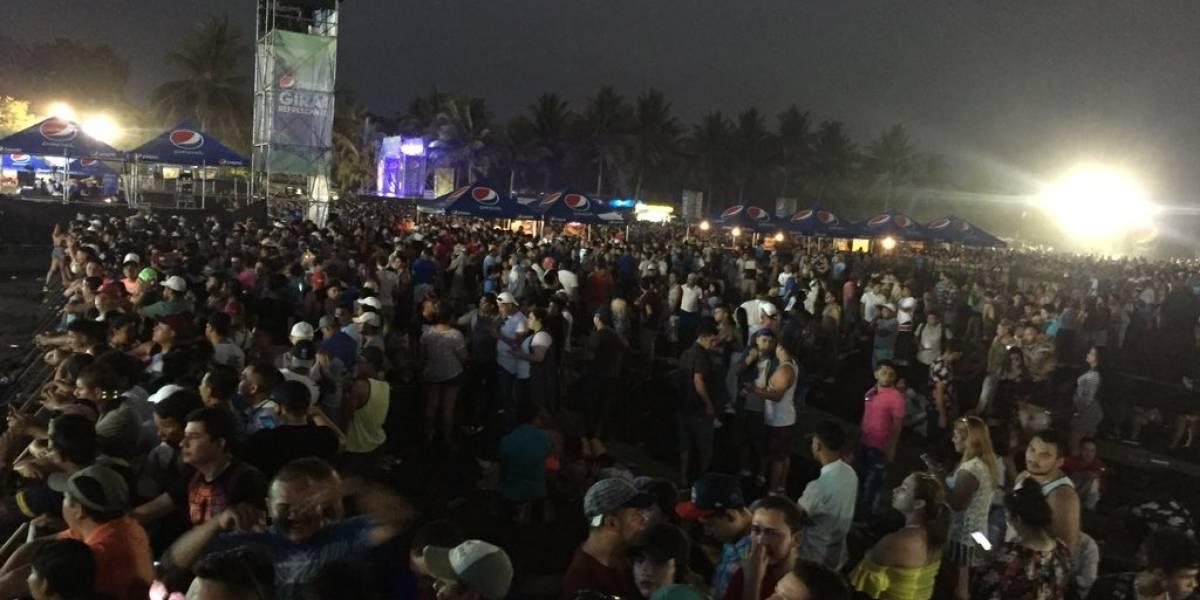 Con exitoso concierto de Bad Bunny y Nicky Jam culmina la Gira Refrescante Pepsi