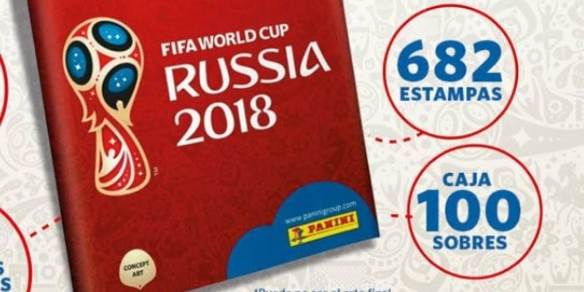 Organizan reuniones masivas para intercambiar estampas del Mundial