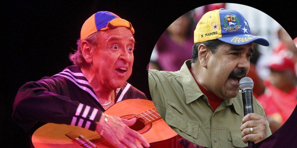 """¡Saquen a Maduro!: El mensaje de Carlos Villagrán """"Quico"""" para Venezuela"""