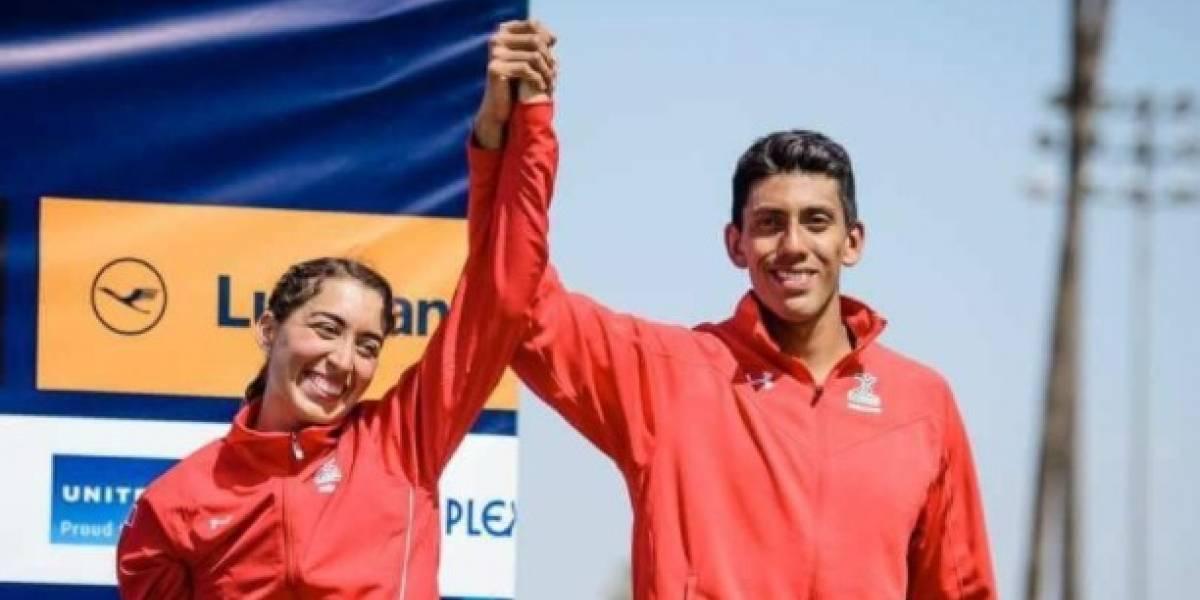 Mexicanos consiguen medalla en la Copa del Mundo