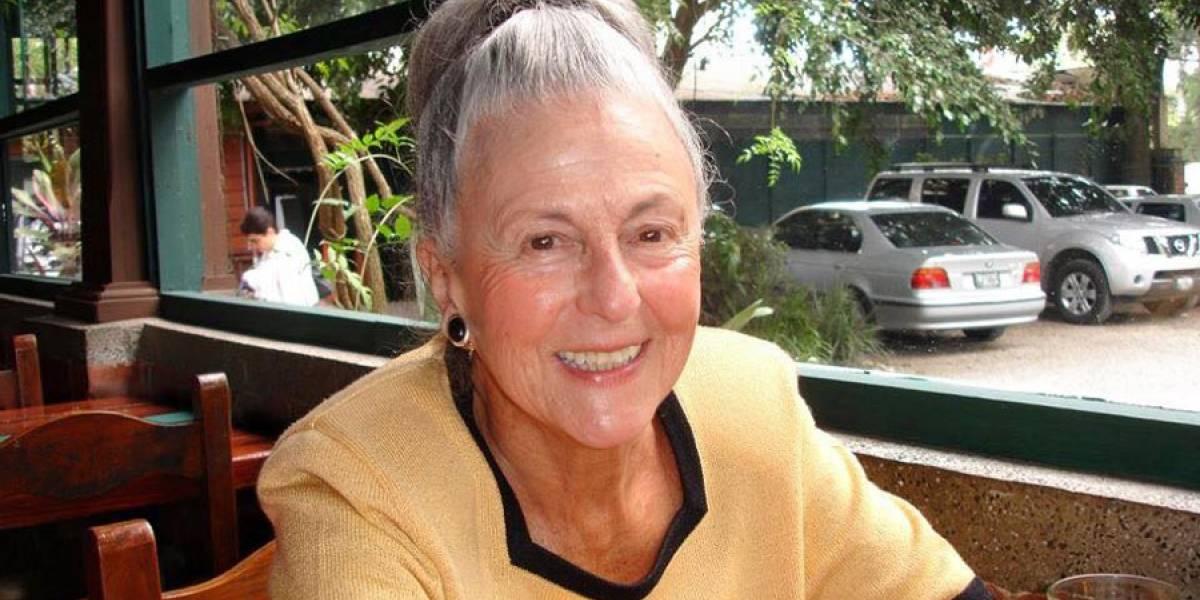 Muere la escritora guatemalteca Margarita Carrera