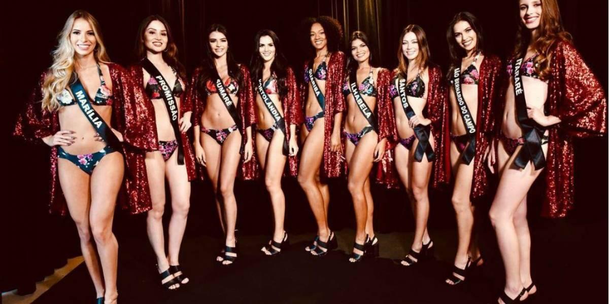 Conheça as 9 finalistas do Miss SP; saiba onde assistir