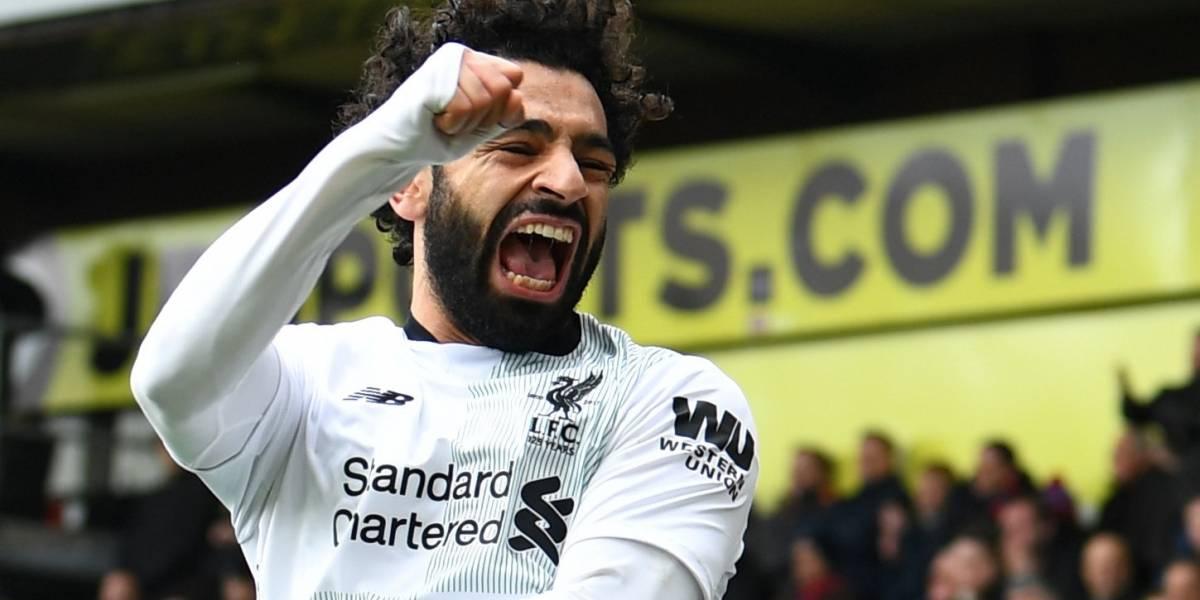 Mohamed Salah, do Liverpool, 'fica em segundo lugar' em eleições no Egito