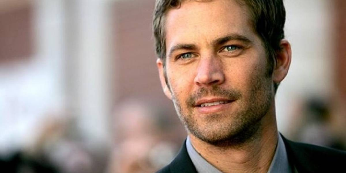 Comparten inédita foto de Paul Walker