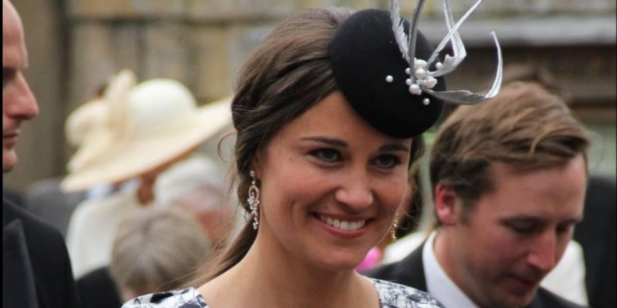 Pippa Middleton está grávida de seu 1º filho, diz jornal