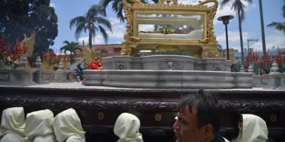 Procesión infantil Santo Domingo