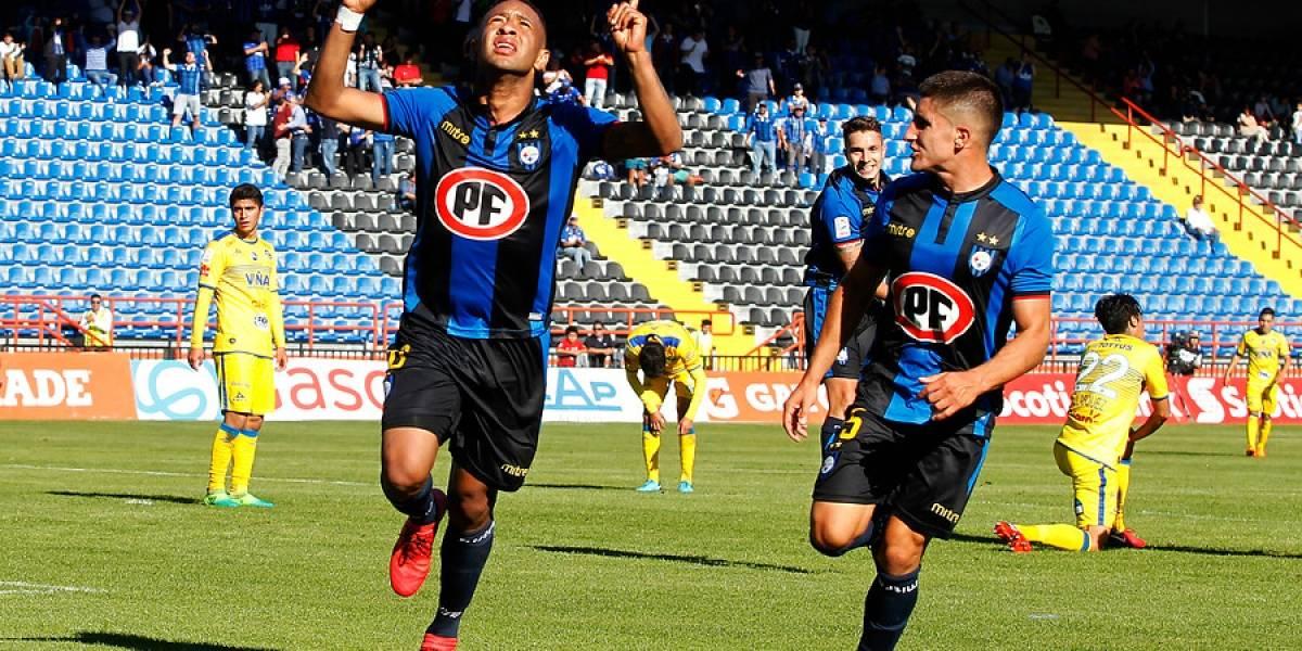Huachipato tumba a Everton y alcanza a Colo Colo en la parte alta de la tabla