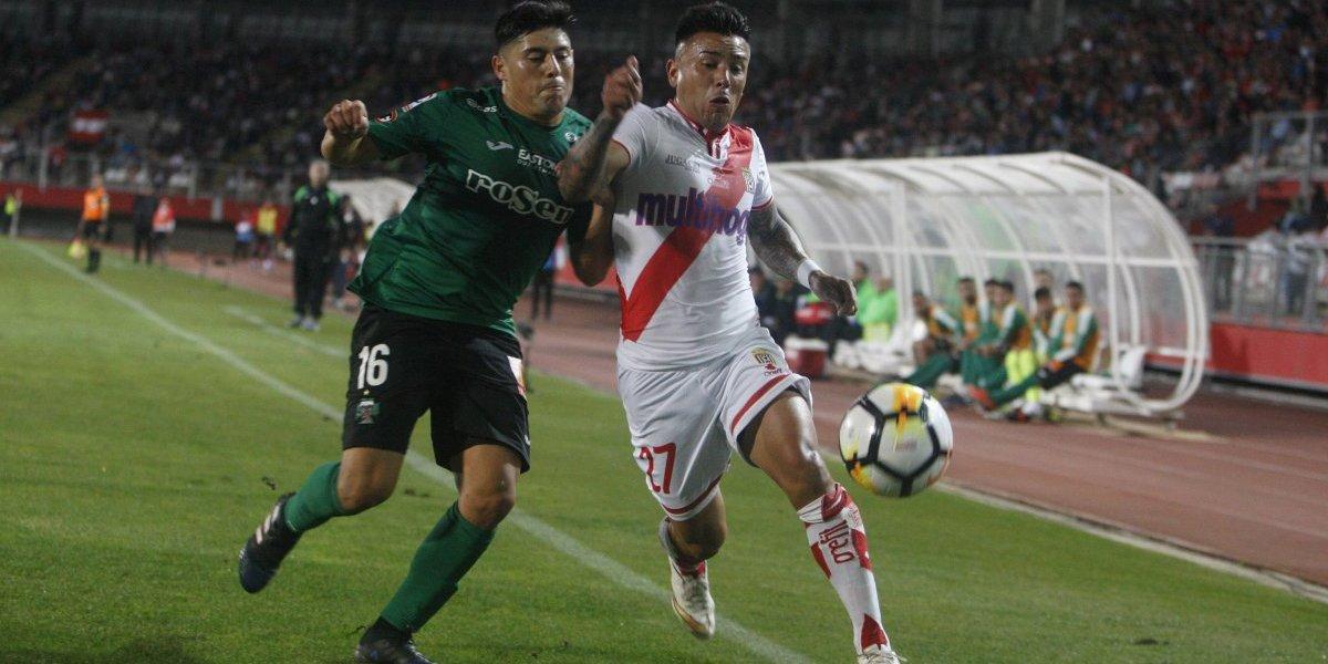 Curicó Unido y Deportes Temuco igualaron en un complejo partido en La Granja