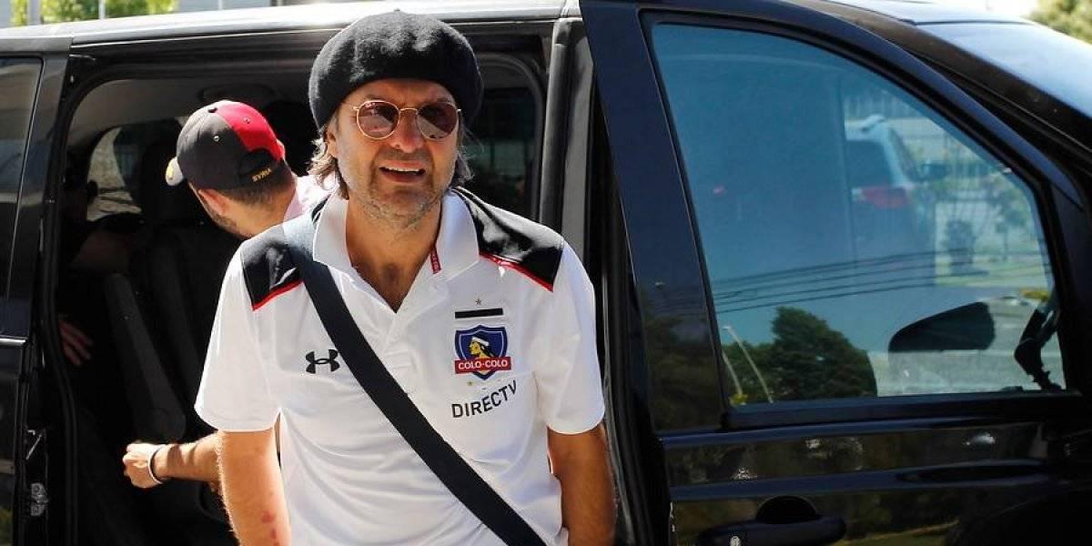 Mosa tiene la pista despejada en Colo Colo y se prepara para volver a la presidencia de ByN