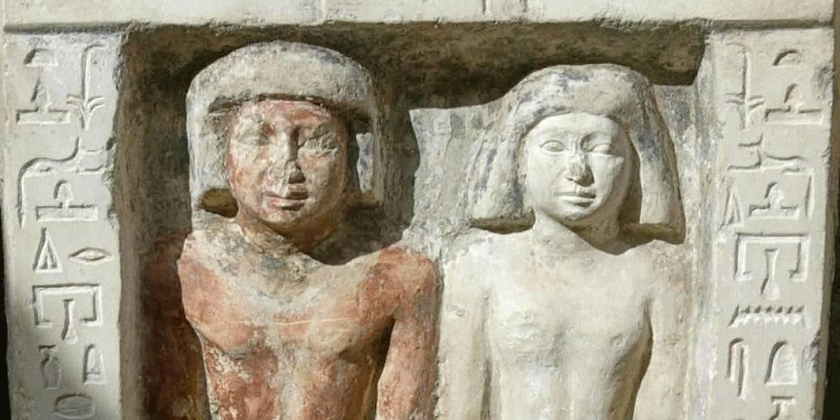 """Orgias e """"casamentos-teste"""": como era a vida sexual no antigo Egito"""
